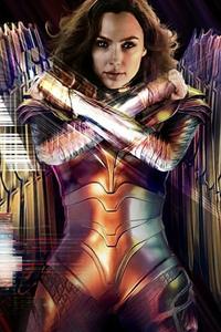 640x960 Wonder Woman1984 Imax