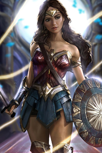 Wonder Woman2 Art