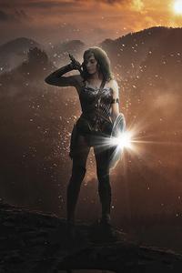 640x1136 Wonder Woman2020