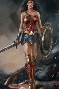 Wonder Woman4knewart