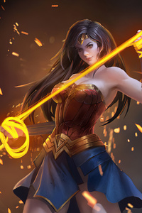 Wonder Womanartnew