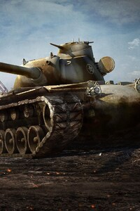 800x1280 World Of Tanks 4