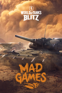 World Of Tanks Blitz Mad Games 2018 5k