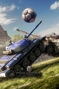 1080x2160 World Of Tanks Football