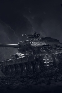 1080x2160 World Of Tanks Game Hd