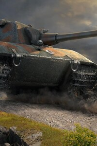 1080x2160 World Of Tanks Game