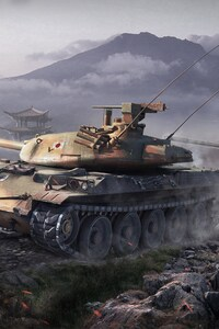 World Of Tanks Japanese Tanks