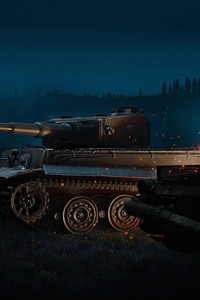 1080x2160 World Of Tanks Video Game 2