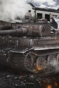 480x800 World Of Tanks Xbox360