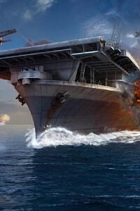 1125x2436 World Of Warships 2