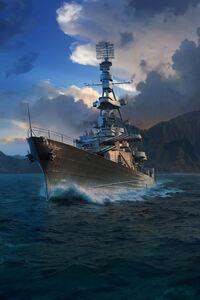 World Of Warships 2016