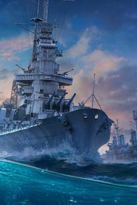 640x960 World Of Warships 2019