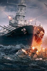 640x960 World Of Warships