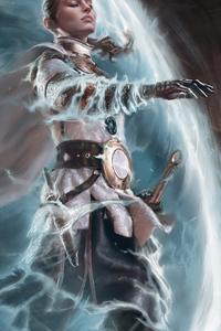 1440x2960 Worthy Knight Magic The Gathering