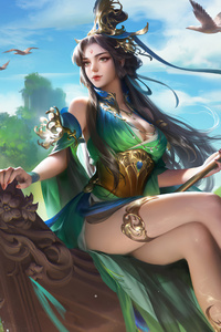 640x1136 Wu Guotai Koei