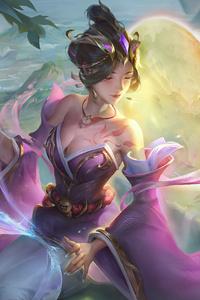 360x640 Wushan Goddess