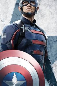 Wyatt Russell New Captain America 4k