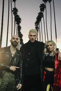 X Ambassadors Bebe Rexha And Machingunkelly Home Song