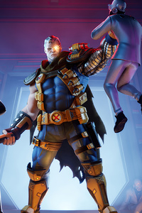 240x320 X Force Outfit Fortnite 2021