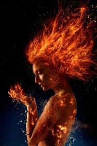 X Men Dark Phoenix 4k