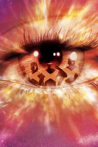 750x1334 X Men Dark Phoenix 4k Poster