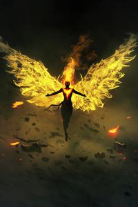 X Men Phoenix 4k