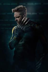 2160x3840 X Men Wolverine 2020 4k