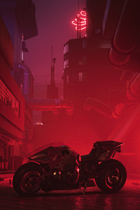1080x2160 Yaiba Kusanagi CT 3X Cyberpunk 2077 4k