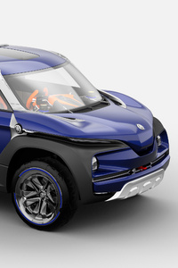 Yamaha Cross Hub Concept 2017