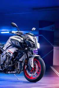 720x1280 Yamaha Mt 10 2019 4k