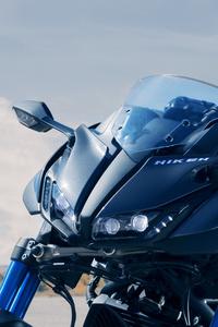 Yamaha Niken Sport Touring Motorcycle
