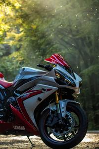 640x1136 Yamaha R1 5k