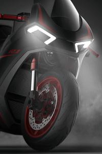 1080x2160 Yamaha R1 Concept