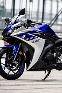 320x480 Yamaha R3