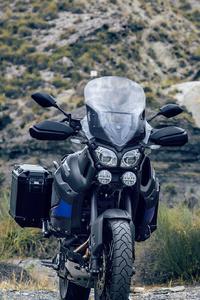 Yamaha XT 1200ZE Super Tenere Raid Edition