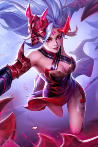 1080x2160 Yena Arena Of Valor 4k
