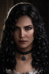 Yennefer Von Vengerberg Witcher Cosplay 4k