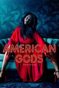 Yetide Badaki As Bilquis In American Gods 4k