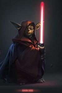 1280x2120 Yoda Star Wars