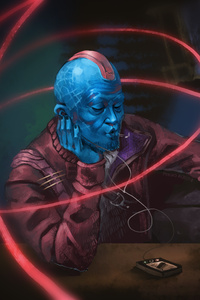 Yondu Come And Get Your Love