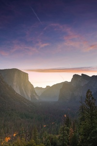 Yosemite Morning 5k