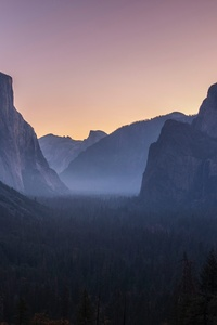 Yosemite National Park 5k