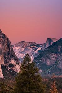 Yosemite Valley In United States