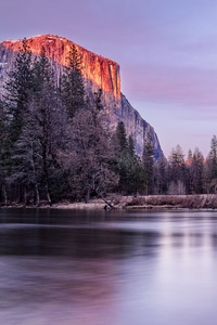 Yosemite Valley Lake
