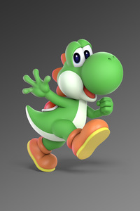 Yoshi Super Smash Bros Ultimate