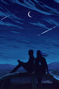 1080x2280 You And Me Forever Together