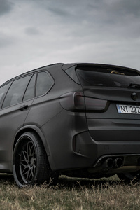 Z Performance BMW X5 Black Matte Rear
