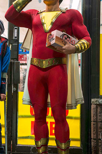 480x800 Zachary Levi And Asher Angel In Shazam Movie