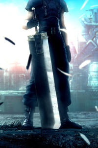 Zack Fair Final Fantasy