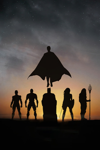 540x960 Zack Snyders Justice League 8k